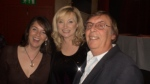 Karin, Wendy and Dad @ The Veggie Soc Awards