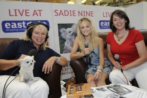 BBC Essex Loud Women Road Show, with Sadie Nine, Jenny Gayner and Karin Ridgers