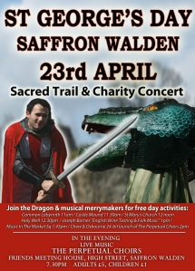 St Georges Day April 2013